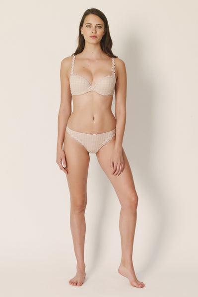 Avero Push Up Bra | Caffe Latte