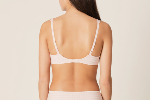 Avero Push Up Bra | Pearly Pink