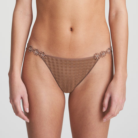 Avero String Bikini | Bronze