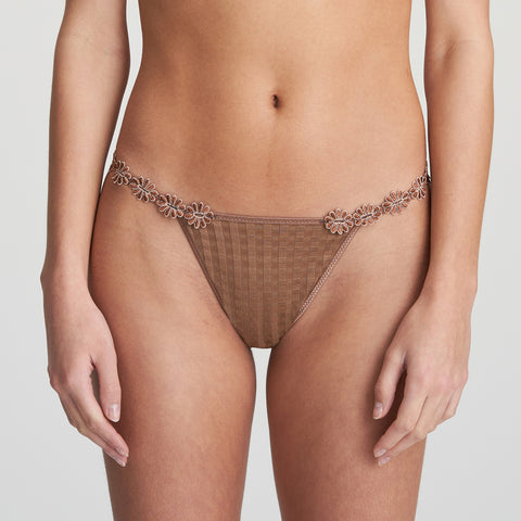 Marie Jo Avero G String | Bronze