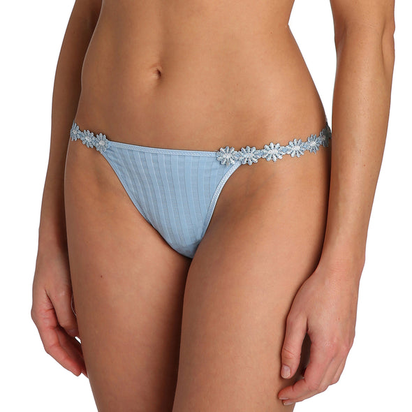 Avero G String | Ice Blue