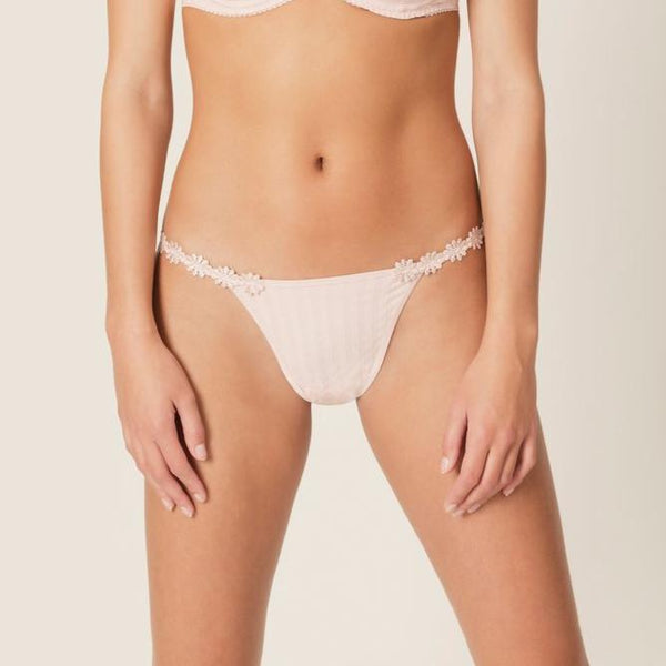 Avero G String | Pearly Pink