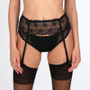 JANE Garter Belt | Black