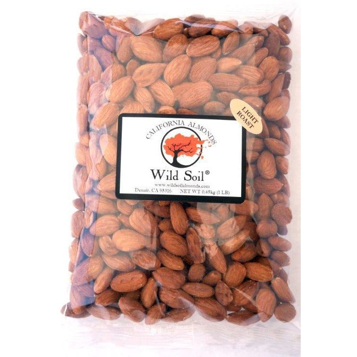 Light Roasted Almonds