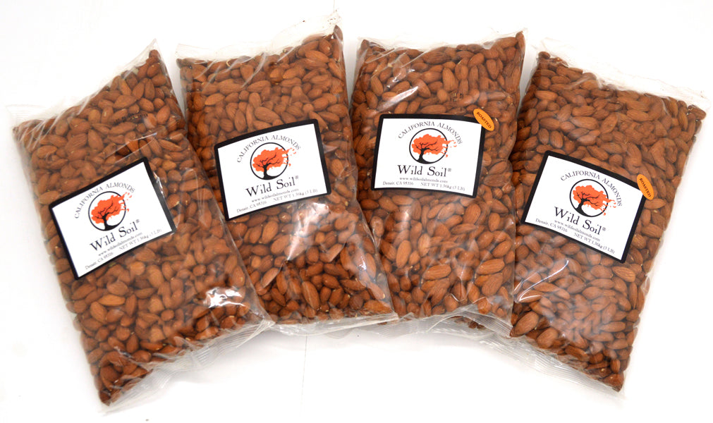 Raw Almond Subscription Club -- Includes Almond Bark Promotion! (35% OFF Regular Retail Price)