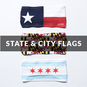 State & City Flag