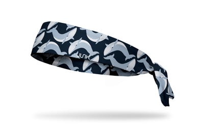 Orca Waves Headband