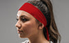 True Red Headband