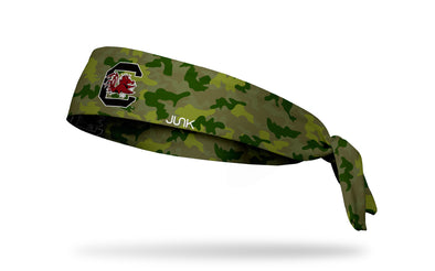 University of South Carolina: Gamecocks Ranger Tie Headband