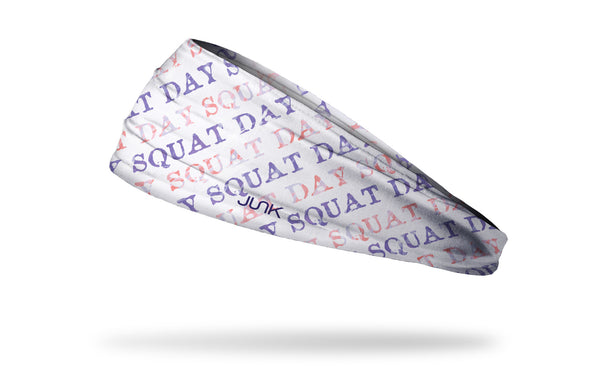 Squat Day Headband