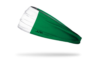 Nigeria Flag Headband