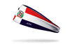 Dominican Republic Flag Headband