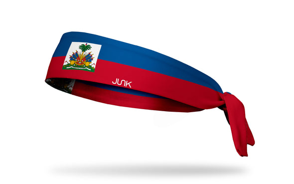 Haiti Flag Headband