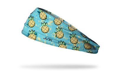 Poppin' Pineapples Headband