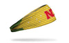 University of Nebraska: Cornhuskers Headband