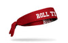 University of Alabama: Crimson Roll Tide Tie Headband