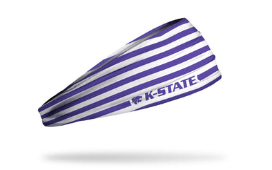 Kansas State University: Multi Stripes Headband