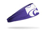 Kansas State University: Oversized Wildcat Headband