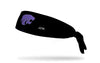 Kansas State University: Wildcat Black Tie Headband