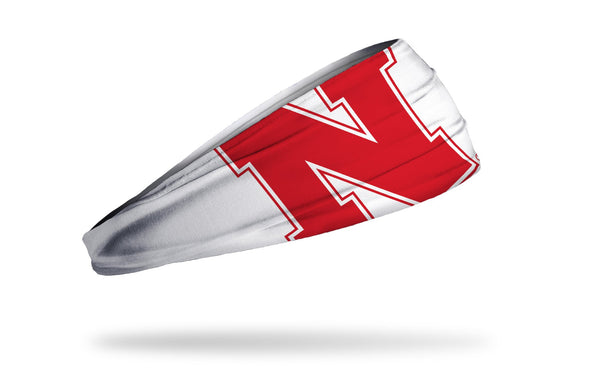 University of Nebraska: Oversized Logo Headband