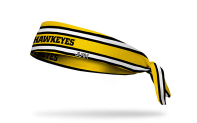 University of Iowa: Hawkeyes Stripes Headband