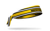 University of Iowa: Hawkeyes Stripes Tie Headband