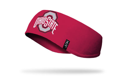 Ohio State: Logo Scarlet Ear Warmer
