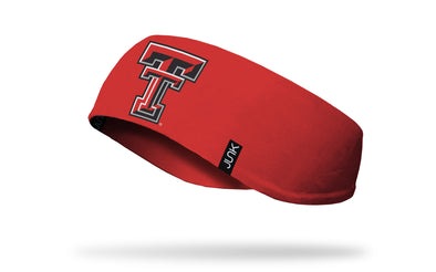 Texas Tech University: Logo Red Ear Warmer