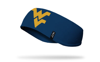 West Virginia University: Logo Navy Ear Warmer