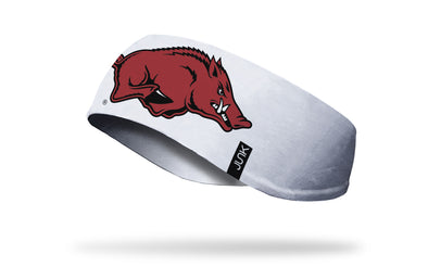 University of Arkansas: Razorback White Ear Warmer