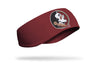 Florida State University: Seminole Garnet Ear Warmer