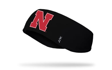 University of Nebraska: Logo Black Ear Warmer