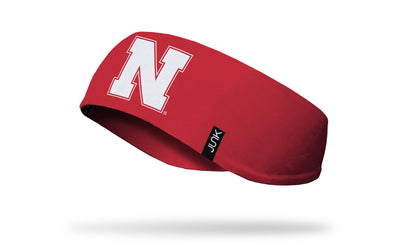 University of Nebraska: Logo Red Ear Warmer