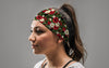 Christmas Bouquet Headband