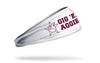Texas A&M University: Gig 'Em White Headband