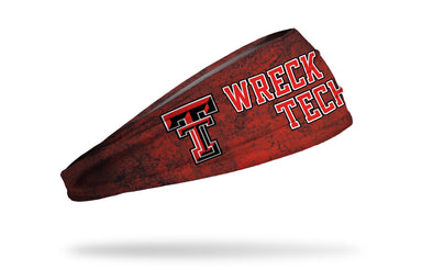 Texas Tech University: Wreck 'Em Tech Headband