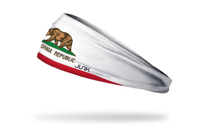California Flag Headband