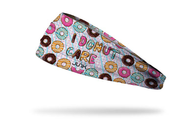 I Donut Care Headband