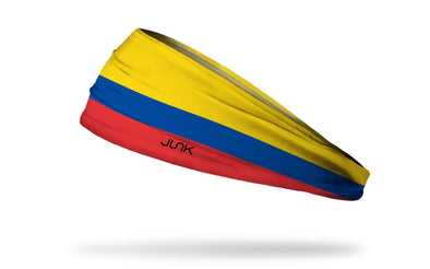 Colombia Flag Headband