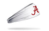 University of Alabama: Crimson and White Headband