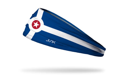 Indianapolis Flag Headband