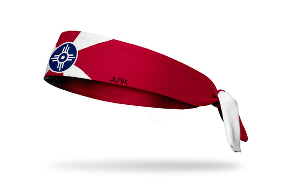 Wichita Flag Headband