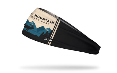 Rocky Mountains National Park Headband