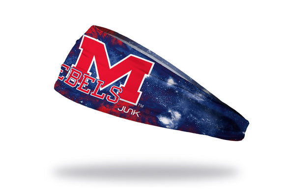 University of Mississippi: Rebel March Headband