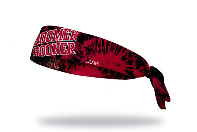 University of Oklahoma: Oklahoma Storm Headband