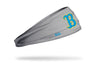 UCLA: Bruins Gray Headband