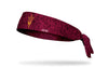 Arizona State University: Pitchfork Heathered Tie Headband