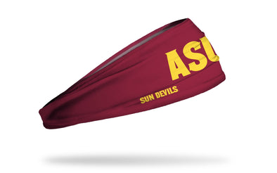 Arizona State University: ASU Sun Devlis Maroon Headband