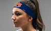 Auburn University: Logo Navy Tie Headband