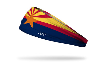 Arizona Flag Headband